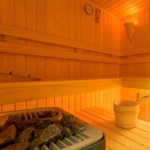 Saunaovne