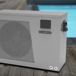 Opvarmning af swimmingpool