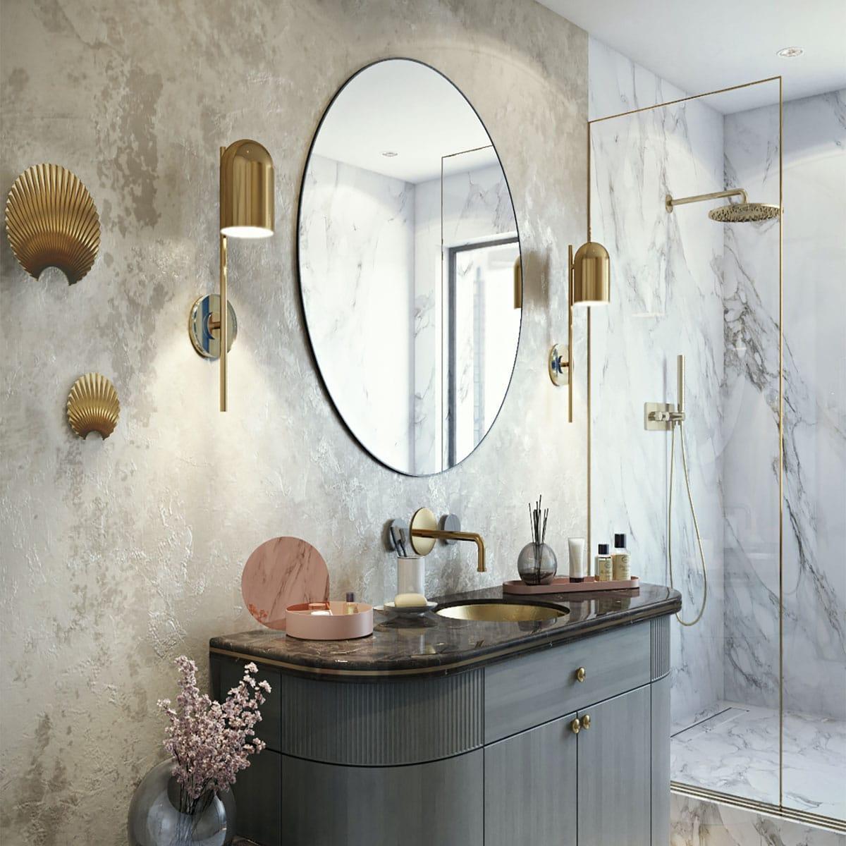 Picture of: Spejl Aytm Circum Mirror