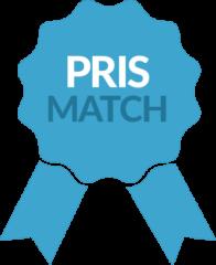 Prismatch hos Berle Pool + Spa